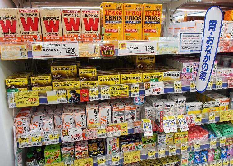 Buying Medicine in Japan: Words and Vocabulary You Need to Know