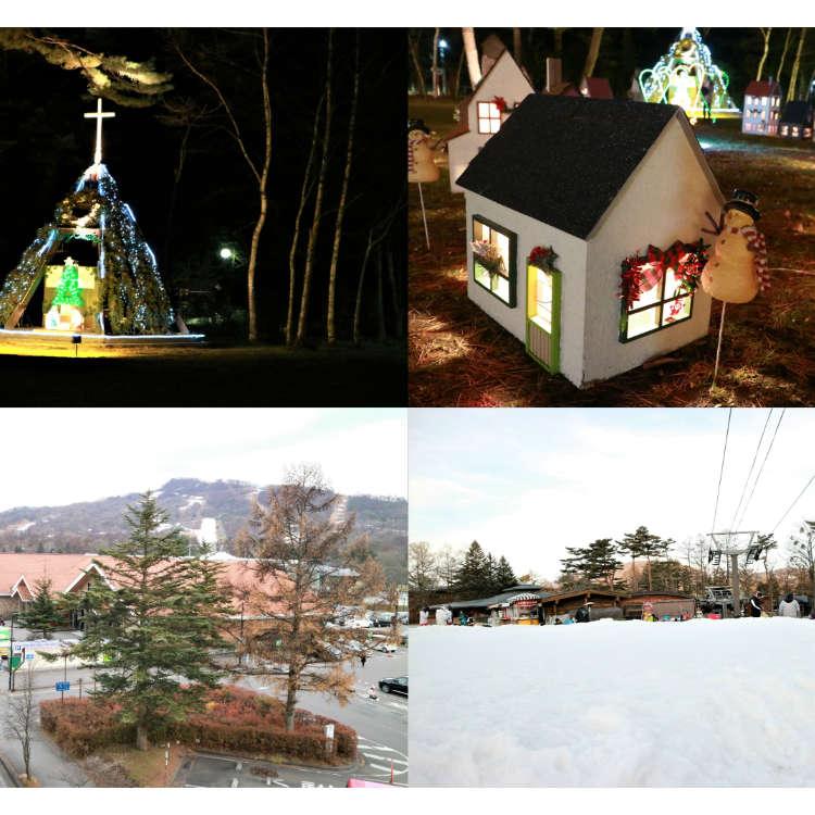 輕井澤冬季物語!兩天一夜旅遊行程就這樣玩!