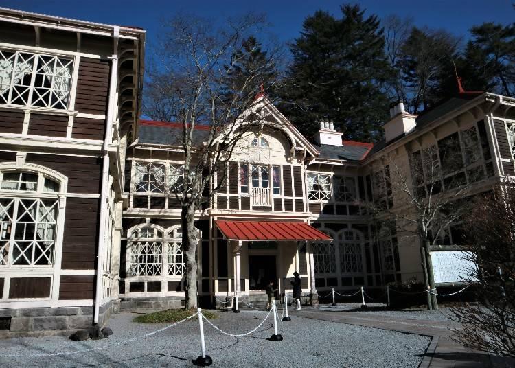 令人想起輕井澤華麗過往風情與復古情懷「舊三笠飯店」