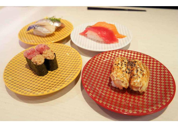 寿司天国 魚べい