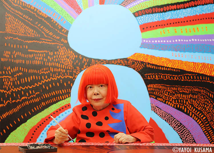 Yayoi Kusama Museum: Creation is a Solitary Pursuit, Love is What Brings You Closer to Art