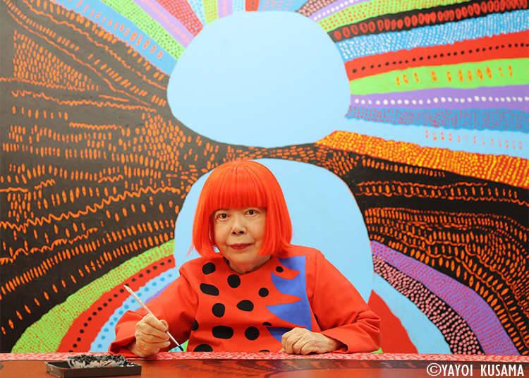 草間彌生美術館開館記念展―創造は孤高の営みだ、愛こそはまさに芸術への近づき