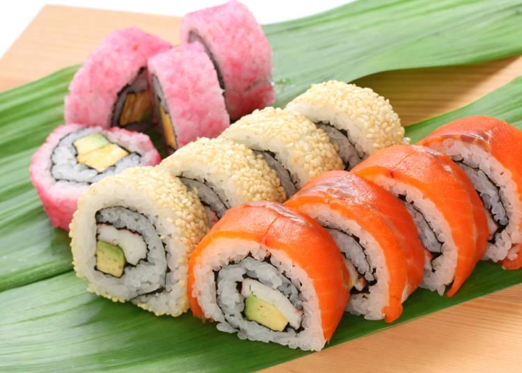 お寿司=ロールだなんて、思われたくない(カナダ在住/30代/女性)