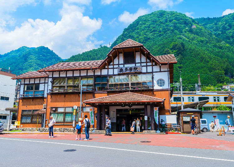 Okutama & Mt. Mitake: Japan's Lush Nature Just 90 Mins from Central Tokyo