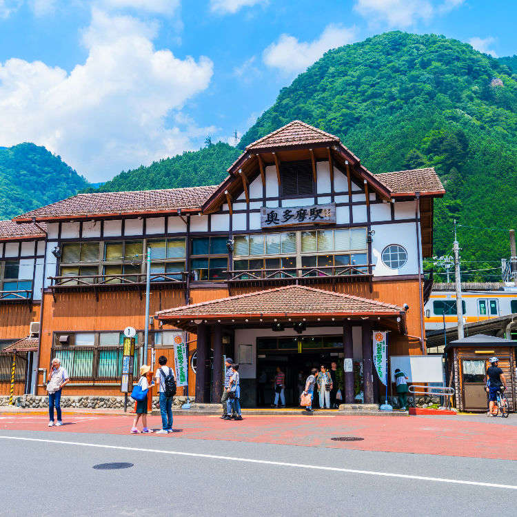 Okutama and Mount Mitake: Japan's Lush Nature Just 90 Minutes from Tokyo