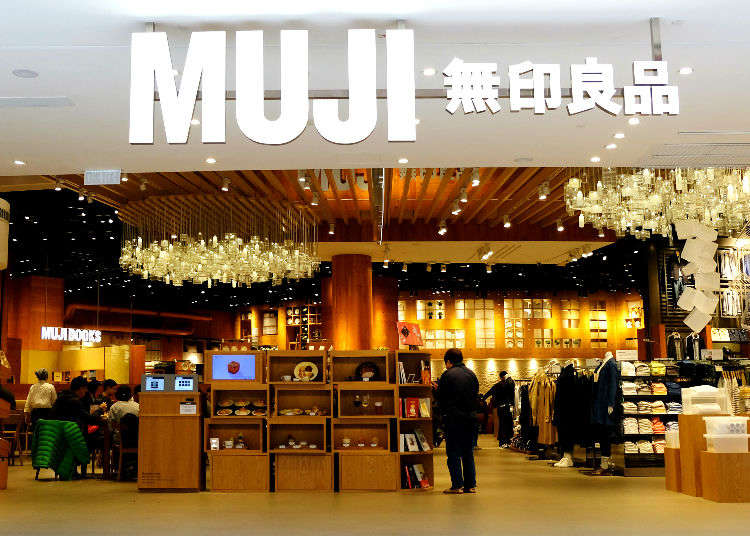 10 Winter Essentials from MUJI