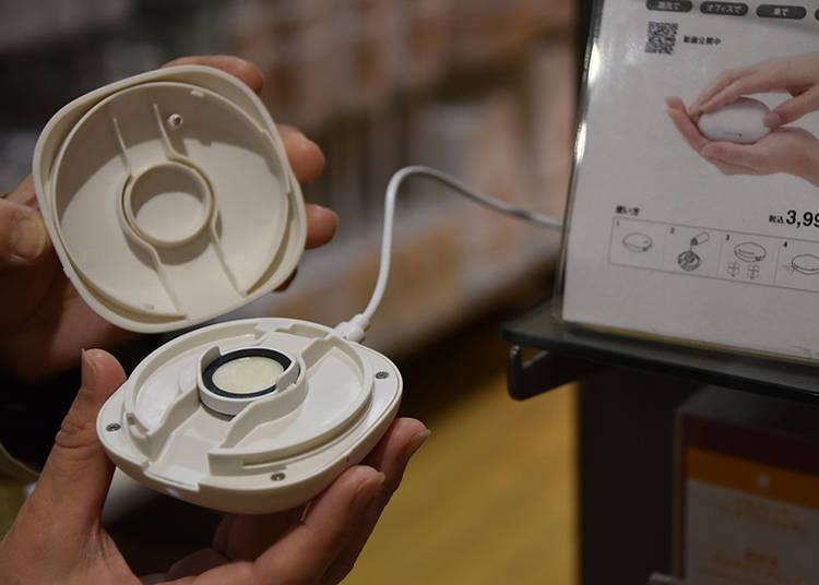4. Portable Aroma Diffuser