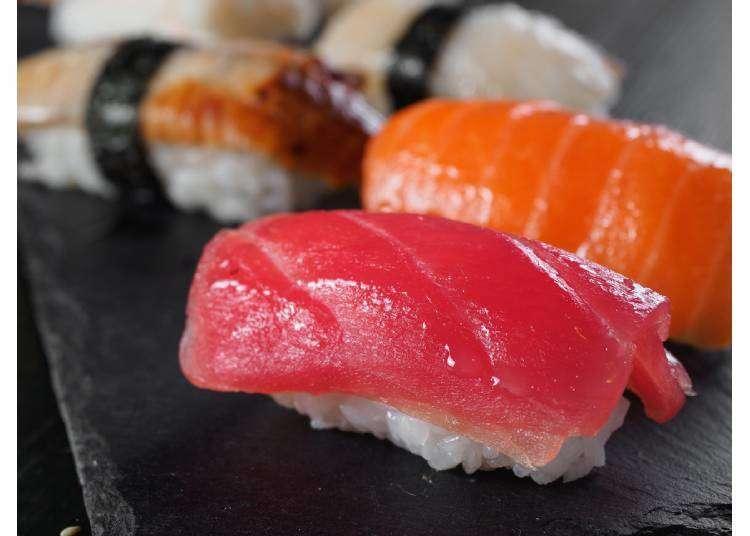 Lunch in Shinjuku: Enjoy Wagyu, Sushi, and Tempura for Very Little Money!