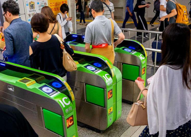 東京交通一日券在手 23區著名景點任你暢遊ー東京JR篇
