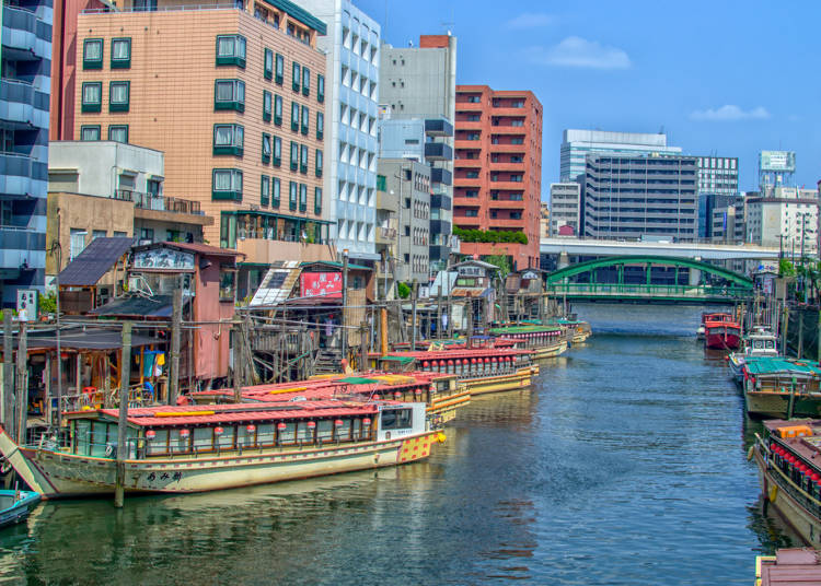 The Chuo-Sobu Line & Chuo Line: Exploring Tokyo from East to West