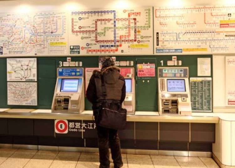 東京自由行必買地下鐵一日券 各大著名景點聰明玩【都營地下鐵篇】