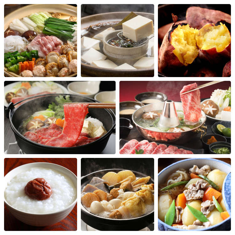 Savor Japan's Winter Months with These Unique Comfort Foods!