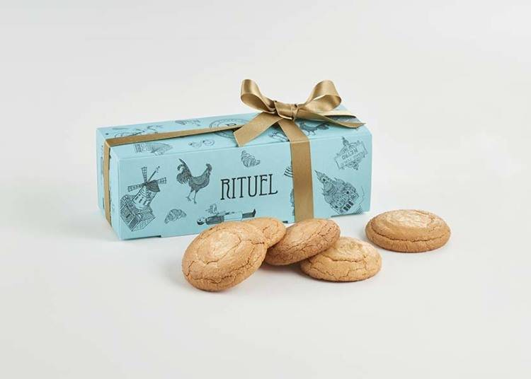 超人気ベーカリーの新ブランドが放つフランス伝統菓子|リチュエル ル グラン ド ブレ/伊勢丹新宿店
