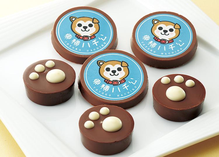 食べるのがもったいない限定チョコレート!?|メリーチョコレート/東急百貨店東横店