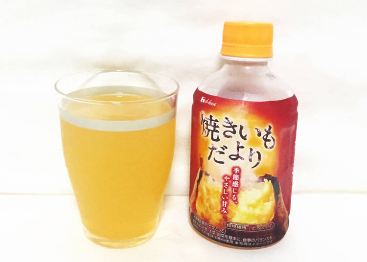 Yaki Imo flavored Juice