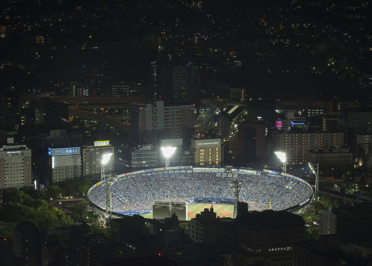 Catch a Yokohama DeNA Baystars Baseball Game