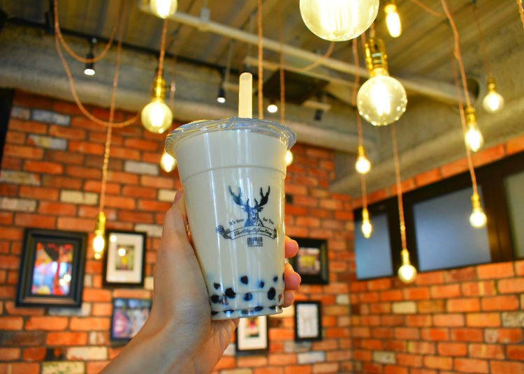 A brief history of bubble tea