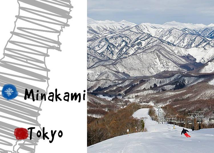 Minakami Ski Resorts