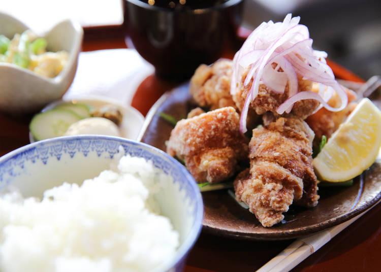9:【食べ物編】食べ物のバリエーションが豊富、そして安い!