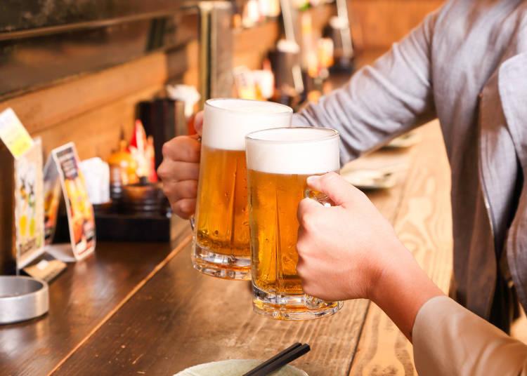 1.日本人は飲み始めると長いよね。ベトナムはみんな好きな時間に帰っちゃう