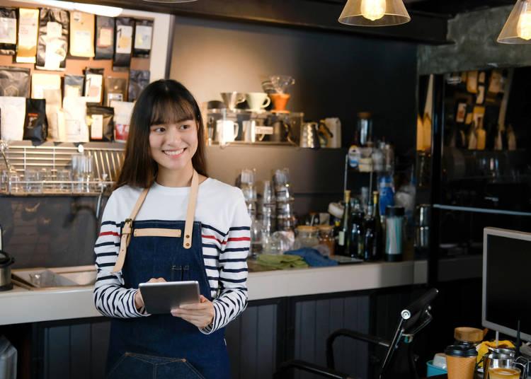 5.日本人は飲食店の店員に厳しすぎ!ストレス溜まってるのかな?