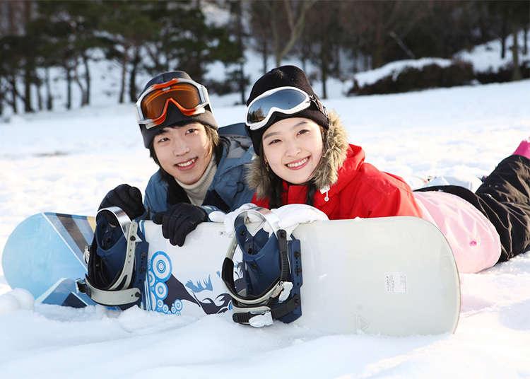 Beginner's Guide to Skiing & Snowboarding in Japan
