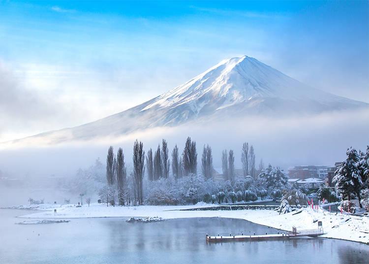 Why Ski in Japan?