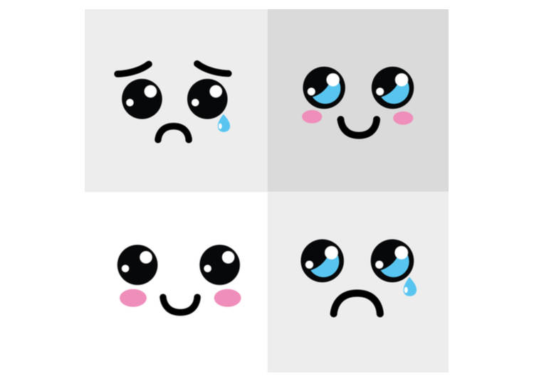 Emotion-based Japanese Emoji