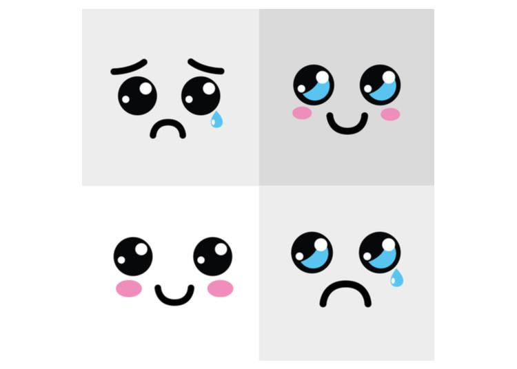 Emotion-based Japanese Emoji