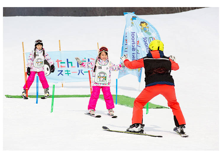 Skiing and Snowboarding Lessons