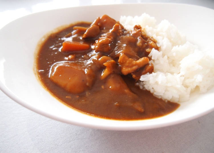 7. Japanese Curry Roux