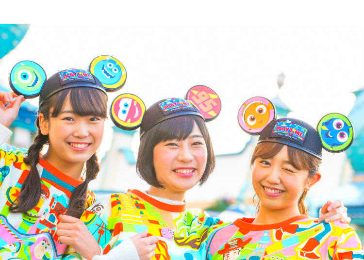 "Don't Miss ""Pixar Playtime"" at Tokyo DisneySea! (1/11 - 3/19)"