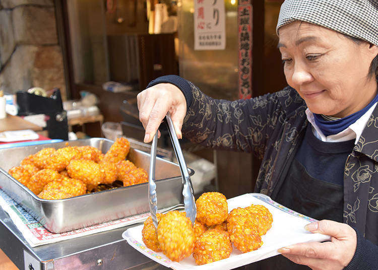 Tsukiji, Beyond the Fish Market: A Foodie's Paradise!