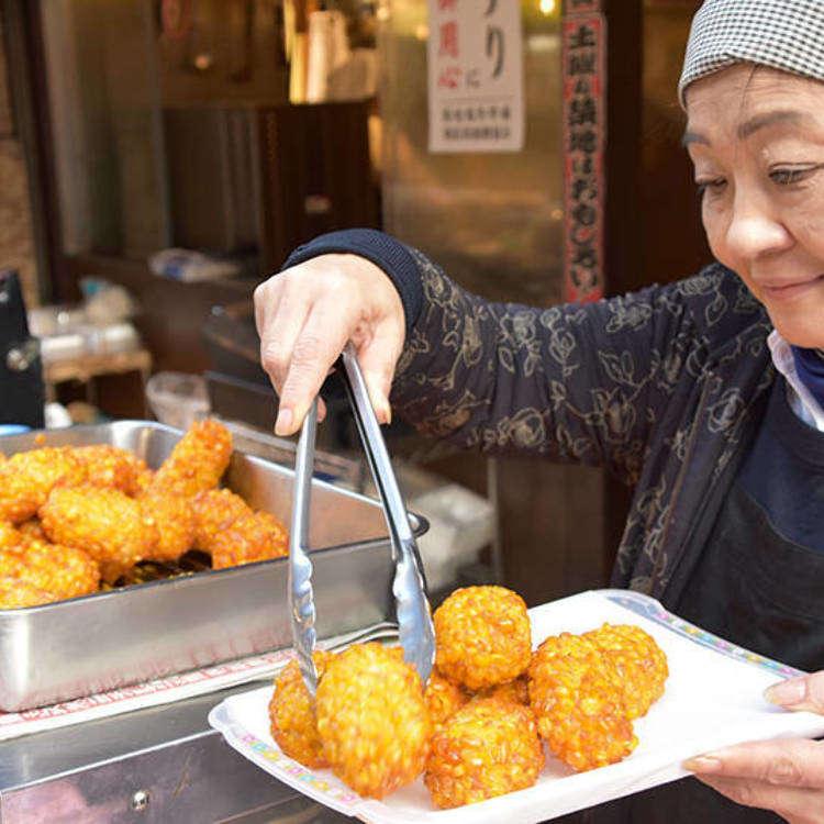 才不讓海鮮占上風!築地市場中「海鮮以外」的六大隱藏版絕品小吃