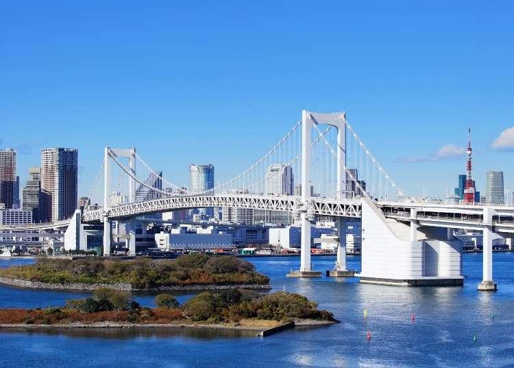 日本を代表する人気観光地「お台場」でおすすめの買い物&レジャースポットまとめ