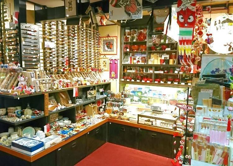 商品種類令人驚異的筷子專賣店!『銀座夏野 本店』