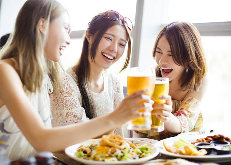 Restaurants & Izakaya