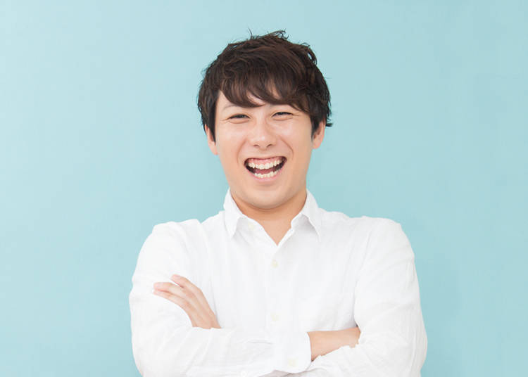 Phrases to Make Japanese Men Happy