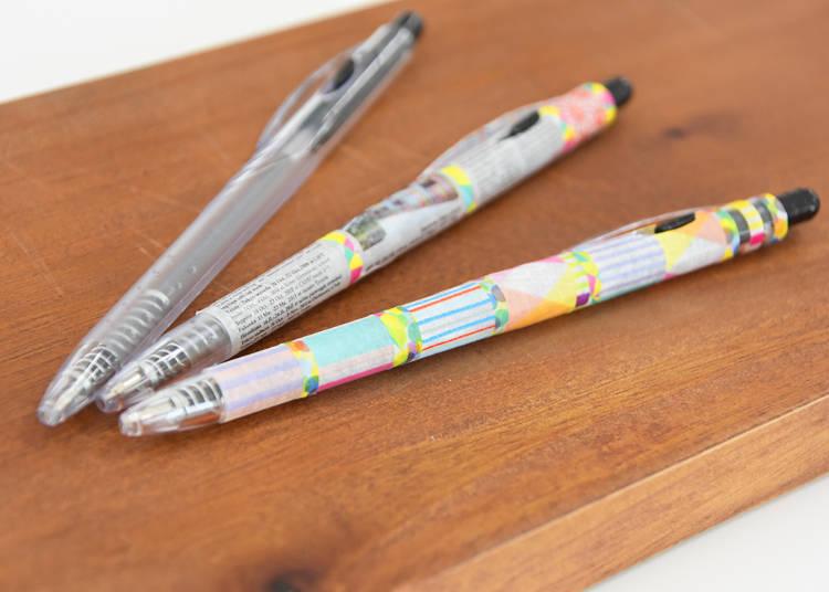 Handmade Stationary Goods - Pens