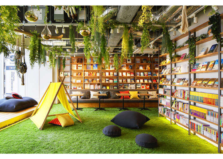 "[2018] Indoor ""Camping"" and More! 5 Spots to Stay in Tokyo That Aren't Hotels"