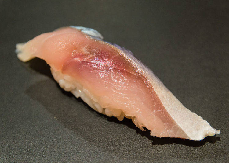 8. Aji (horse mackerel)