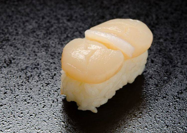 20. Hotate (scallops)