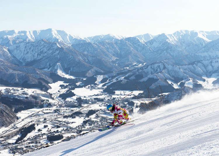Yuzawa: Winter Snow Paradise Close to Tokyo!