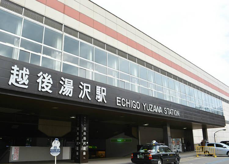 How to get to Yuzawa?