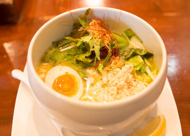 Toripaitan Kageyama: a Wonderful Marriage of Chicken and Ramen!