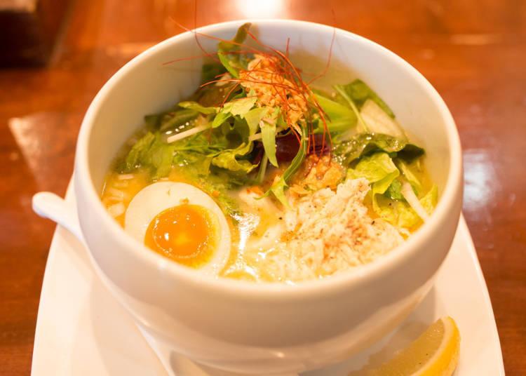 Toripaitan Kageyama: a Wonderful Marriage of Chicken and Ramen!