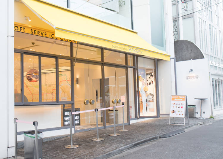 2. Dominique Ansel Bakery at Omotesando: Try the World-Famous Cronut