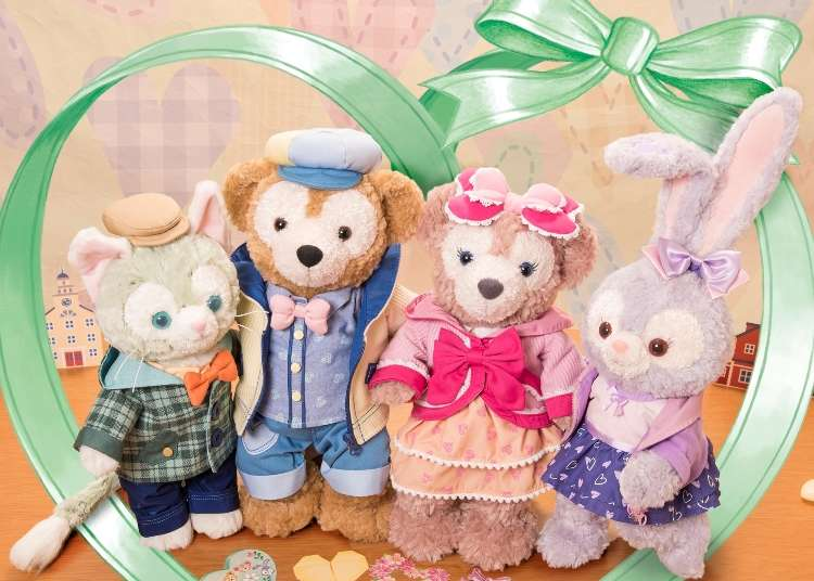 Special Program at Tokyo DisneySea: Duffy's Heartwarming Days (1/11 - 3/19)!