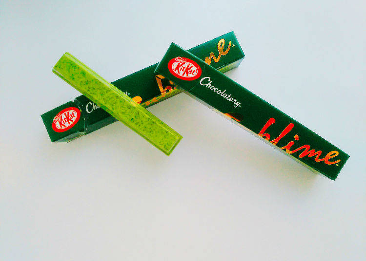 5. KitKat Chocolatory Sublime Matcha