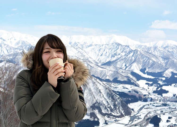 不滑雪一樣能享受玩雪的樂趣!越後湯澤雪樂園
